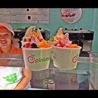 Photo taken at Pinkberry by BEKA A. on 7/16/2012