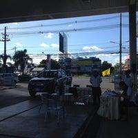 Photo taken at Chonburi Isuzu Sale by Meaw S. on 7/15/2012
