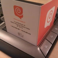 Photo taken at Carredas Communication by Benjamin D. on 8/17/2012