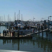 Photo taken at Day At The Docks by Peter on 4/15/2012