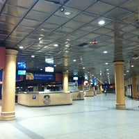 Photo taken at Adelaide Railway Station by Raam D. on 6/20/2012