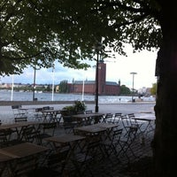 Photo taken at Café Riddarholmen by Chris S. on 9/13/2011