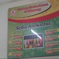 Photo taken at Bakso Sederhana by toni m. on 5/2/2012