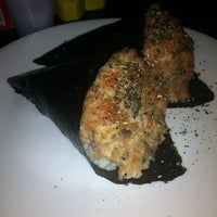 Photo taken at A3 Sushi by Thiago T. on 9/9/2011