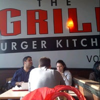 Photo taken at The Grill Burger Kitchen by Craig M. on 12/3/2011