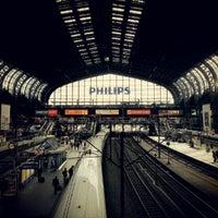 Das Foto wurde bei Hamburg Hauptbahnhof von EROK am 9/12/2012 aufgenommen