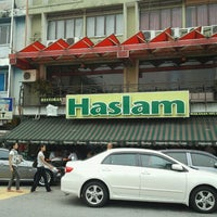 Photo taken at Restoran Haslam by Kay M. on 1/12/2012