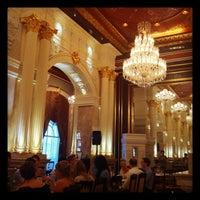 Foto tomada en Imperium Restaurant - Jumeirah Zabeel Saray por Ahmed S. el 1/27/2012