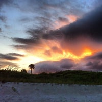 Photo taken at PAFB South Beach by Ryan S. on 9/4/2012
