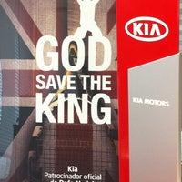 Photo taken at Kia Motors Iberia by RAOUL P. on 11/21/2011