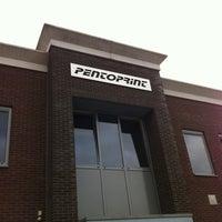 Photo taken at Pentoprint by Frank v. on 6/29/2012