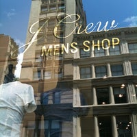 Photo taken at J.Crew Men's Shop by J. D. on 8/4/2011