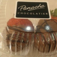 Photo taken at Panache Chocolatier by Meghann M. on 9/14/2011