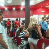 Photo taken at Red Mango by Brian B. on 9/2/2011