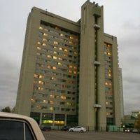 Photo taken at State University of Management by Андрей С. on 10/24/2011