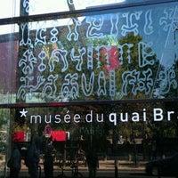 Photo prise au Musée du Quai Branly – Jacques Chirac par Clément Q. le10/2/2011