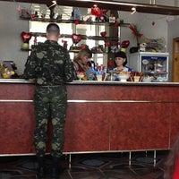 Photo taken at Буфет НЮУ ім. Ярослава Мудрого by Iriska G. on 4/10/2012