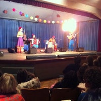 Photo taken at Auditorio San Rafael by Matias P. on 7/3/2011