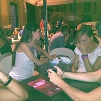 Foto scattata a Lobelix Cafè da Silvia C. il 7/7/2012