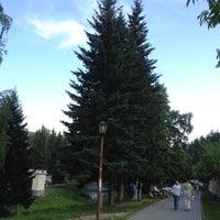 Photo taken at Набережная Р. Белокуриха by Лев Ш. on 6/28/2012
