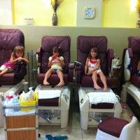 Photo taken at San Tan Nails And Spa by Davina L. on 7/24/2011