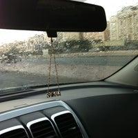 Photo taken at أتمشى على سور البيت by Shaikha on 1/14/2012