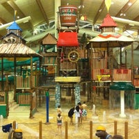 Photo taken at Great Wolf Lodge by Josh B. on 3/23/2012