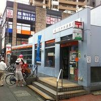 Photo taken at 溝ノ口中央通郵便局 by daisukejulie on 8/23/2011