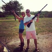 6/23/2012 tarihinde Margaret B.ziyaretçi tarafından Elm Fork Shooting Range'de çekilen fotoğraf