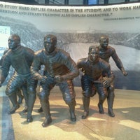 Photo taken at NCAA Hall of Champions by Carolyn S. on 8/17/2011