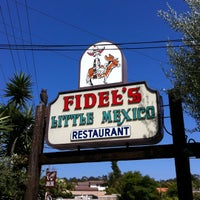 Photo taken at Fidel's Little Mexico by quiet o. on 5/12/2011