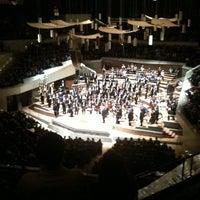 Das Foto wurde bei Philharmonie von Niels G. am 4/3/2011 aufgenommen