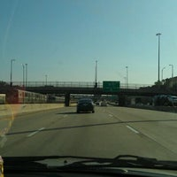 Photo taken at Dan Ryan Expressway by Tia S. on 10/22/2011