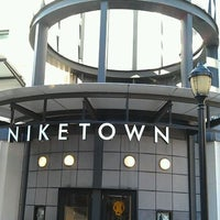 Photo taken at Niketown Miami by Britt R. on 12/31/2011