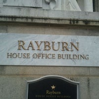 4/18/2012にJack K.がRayburn House Office Buildingで撮った写真