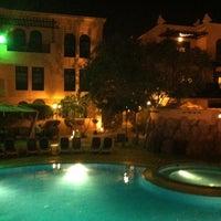 Photo taken at Novotel (Al Dana Resort) by Farida A. on 11/7/2011