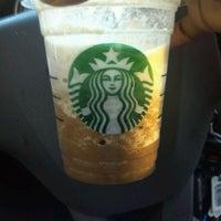 Photo taken at Starbucks by Danika E. on 1/14/2012