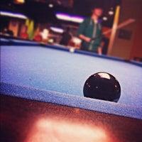 Photo taken at ICUE Billiard by ʕ·ᴥ·ʔ on 8/28/2012