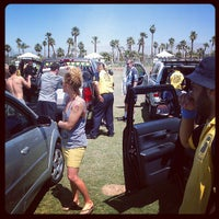 Photo taken at Coachella Car Camping by Gianennio on 4/19/2012