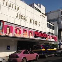 Foto tomada en Teatro Jorge Negrete por Eduardo V. el 5/19/2012