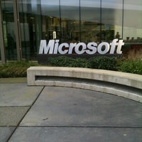 Photo taken at Microsoft Building 40 by liz l. on 2/9/2011