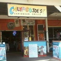 Photo taken at Calypso Joe's Caribbean Grille by Brett U. on 9/25/2011