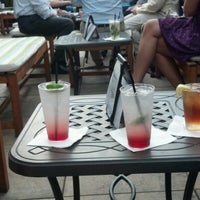 Photo taken at Mad 46 Rooftop Lounge by Elle on 8/7/2012
