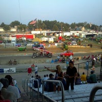 Photo taken at Stark County Fairgrounds by Stephen S. on 9/3/2011