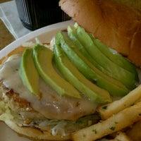 Photo taken at Gordon Biersch Bar & Restaurant by Rod T. on 4/12/2012