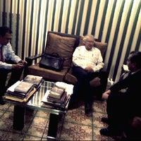 Photo taken at Al Calor Político by Roman C. on 2/1/2012