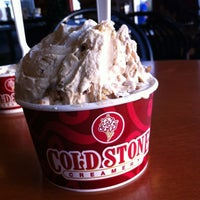 Photo taken at Cold Stone Creamery by William A. on 4/5/2012