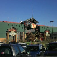 Photo taken at Bass Pro Shops by Chad H. on 12/31/2011