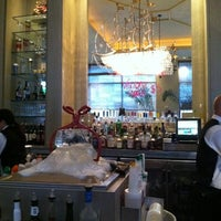 Photo taken at Café Adelaide & the Swizzle Stick Bar by Taryn H. on 9/30/2011