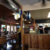 Photo taken at Longhorn Cafe by Lauren K. on 7/27/2012